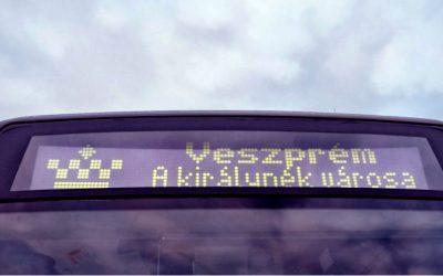 A V-Busz is bevezette a mobiljegyet